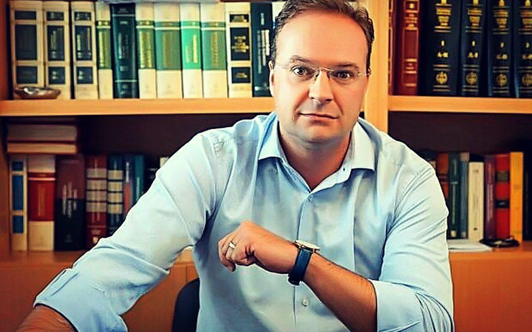 Υποψήφιος Δήμαρχος Αριστοτέλη ο Στέλιος Βαλιάνος