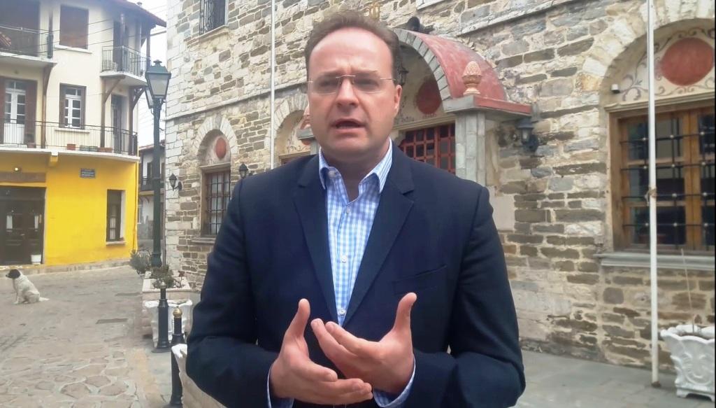 Στέλιος Βαλιάνος: «Το Παλαιοχώρι, αποτελεί αναξιοποίητο κεφάλαιο για τον Δήμο!»