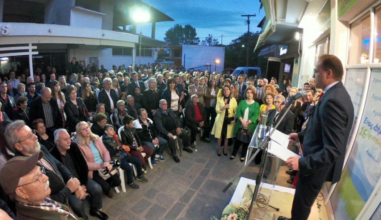 Καθαρή εντολή από την 1η Κυριακή ζήτησε ο Στέλιος Βαλιάνος από τη Μ.Παναγία (VIDEO)