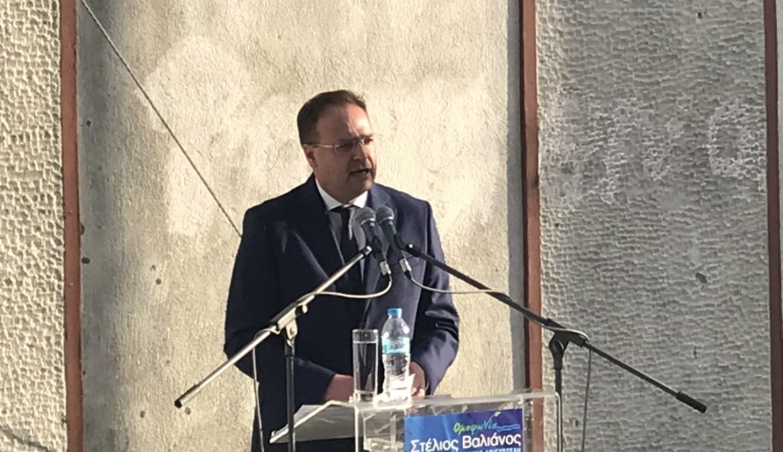 Στέλιος Βαλιάνος: «Στις 26 Μαΐου τελειώνει ο λαϊκισμός σε βάρος της Στρατονίκης!»