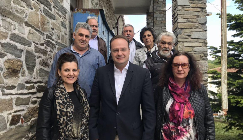 Στέλιος Βαλιάνος: Ξαναβάζουμε δυναμικά το Νεοχώρι στον χάρτη του Δήμου