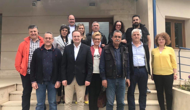 Στέλιος Βαλιάνος: Πρώτος στόχος για το Στρατώνι ο σεβασμός της Διοίκησης