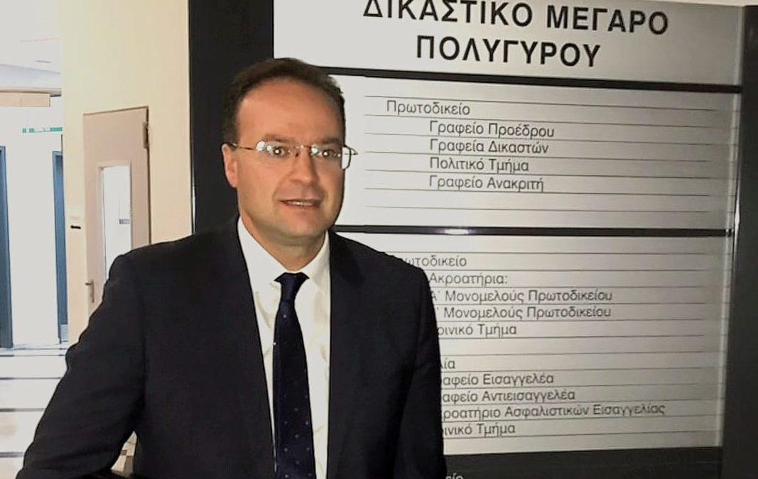 Ψηφοδέλτιο με εκπλήξεις κατέθεσε ο Υποψήφιος Δήμαρχος Στέλιος Βαλιάνος