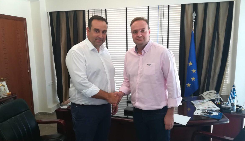 Στέλιος Βαλιάνος: «Δήμος Αριστοτέλη και Επιμελητήριο Χαλκιδικής σε κοινή δράση»